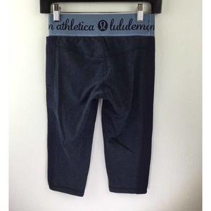 Lululemon Crop Sweats Vintage 6